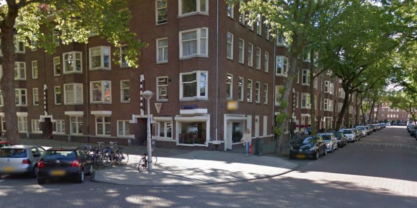 Coffeeshop in Amsterdam opnieuw beschoten
