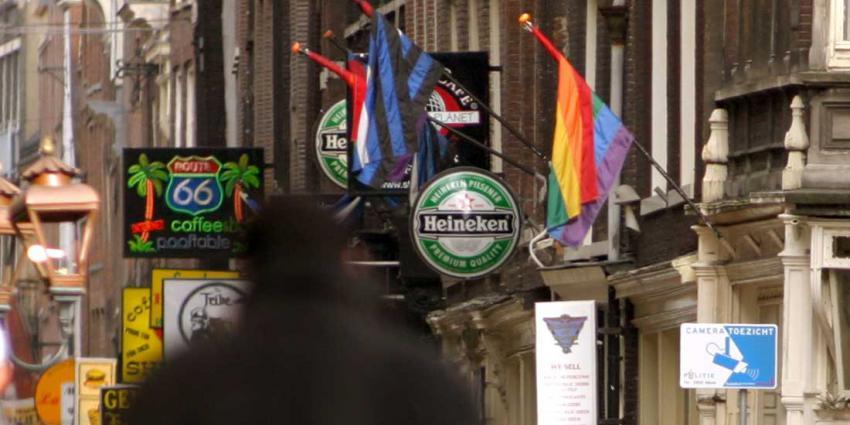 Coffeeshop Los Angeles in Amsterdam gesloten na explosies