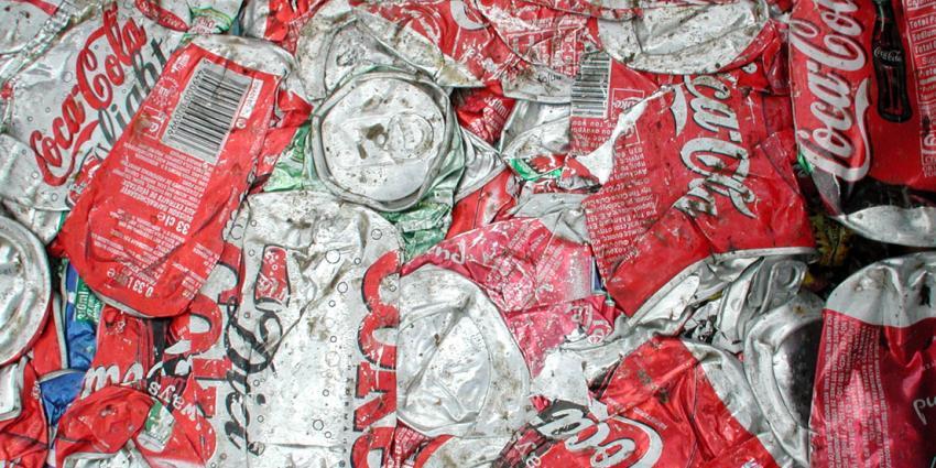 Cola meest gedronken frisdrank
