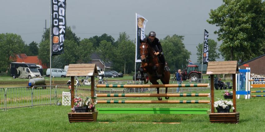 Concours Hippique Oranjewoud succesvol verlopen