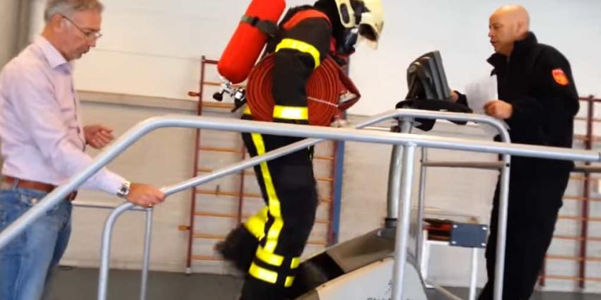 Brandweervrouw slaagt ook niet bij rechter om conditietest van de brandweer