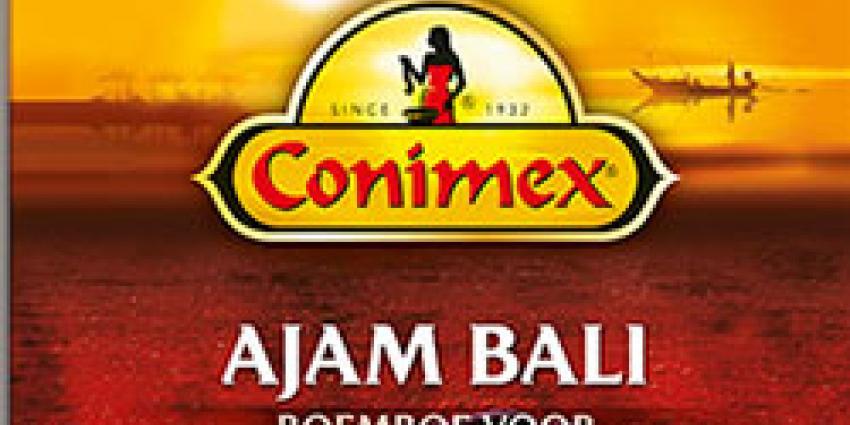 Grote terugroepactie om rubber in Conimex Boemboe