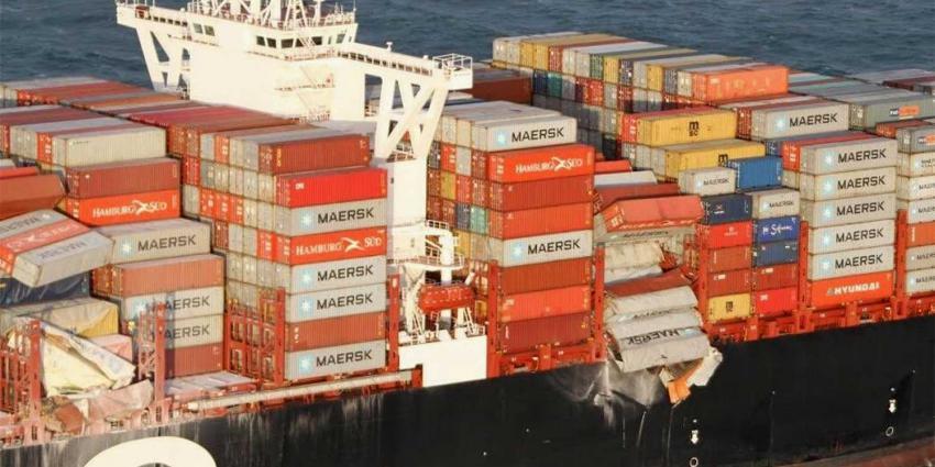 Rijkswaterstaat bespreekt grootschalig bergingsplan containers