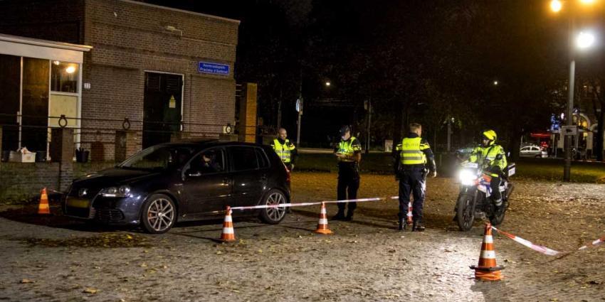 Grote controleactie politie Rotterdam