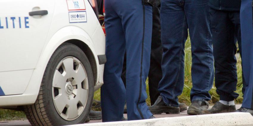 Politie vindt 42.000 euro in auto Rotterdam