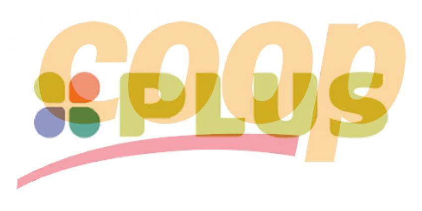 Coop en Plus logo's