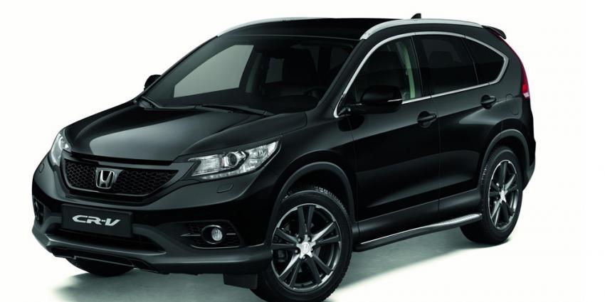 Foto van Honda CR-V Black Edition   Honda