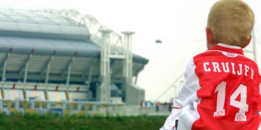 Amsterdam ArenA stadion wordt 'Johan Cruijff Stadion'