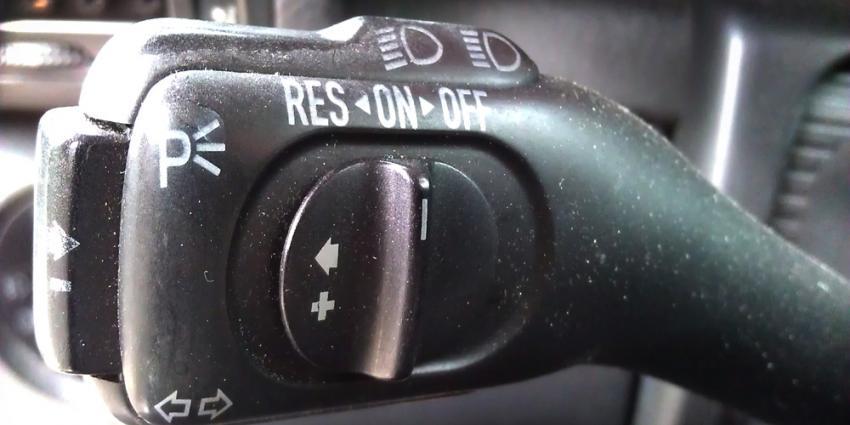 'Cruisecontrol bij trajectcontrole kan soms gevaarlijk zijn'