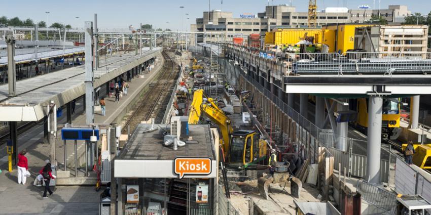 foto van Utrecht Centraal | ProRail