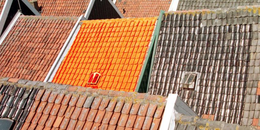 Nederland moet meer 'oranje uitstralen' om hitte tegen te gaan