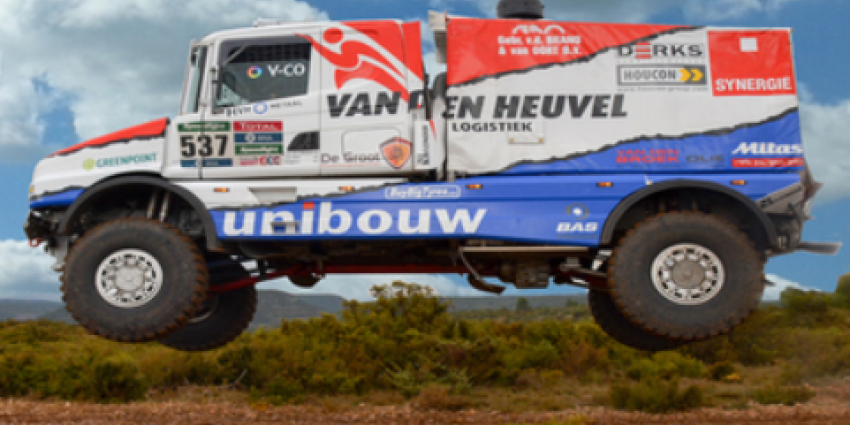 DakarSpeed en TopTrucks bundelen de krachten