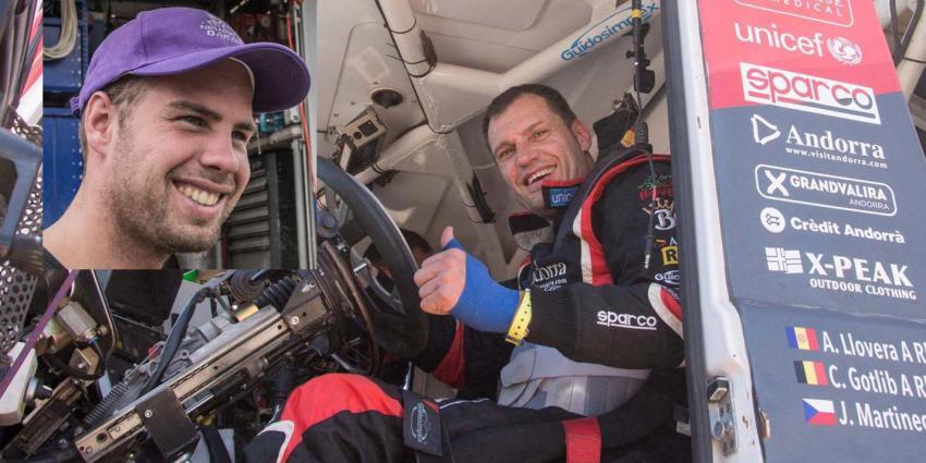 Versteijnen en Llovera met Team De Rooy in Dakar 2020