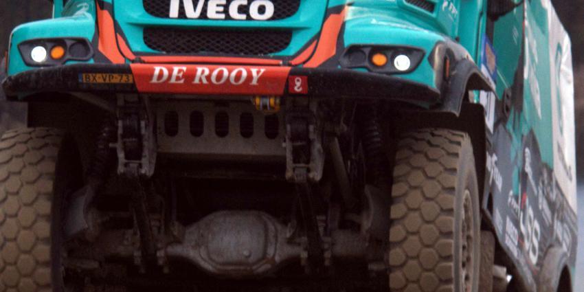 Team De Rooy vermaakt zich in mooie etappe