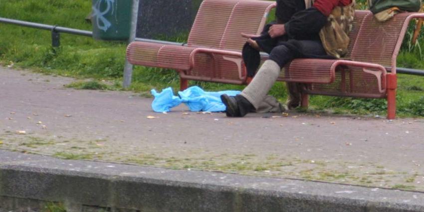 Daklozen vaker jong en niet-westers