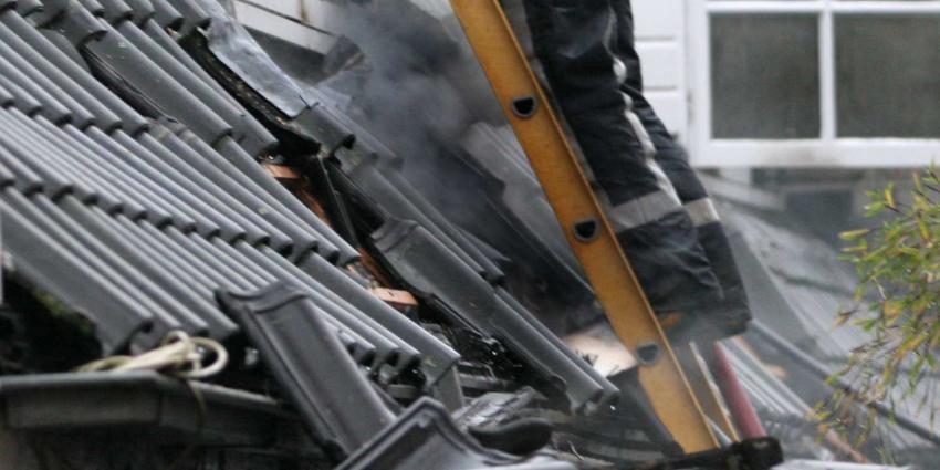 Schade aan 20 woningen na windhoos Poeldijk en 's-Gravenzande