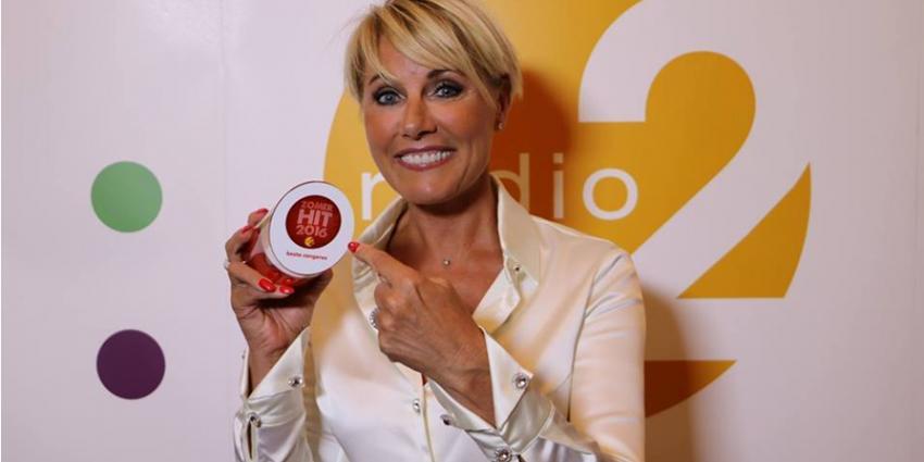 """Dana Winner verkozen tot 'Beste Zangers"""" van België."""