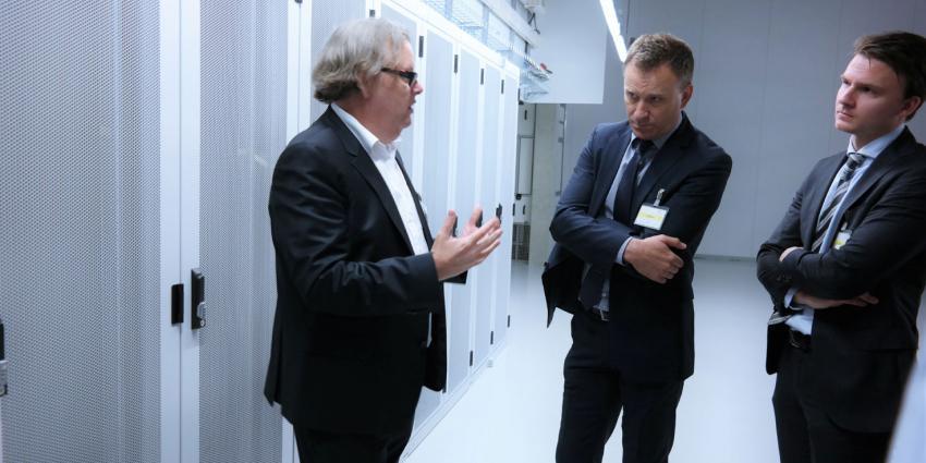 Datacenters basis voor moderne Gouden Eeuw