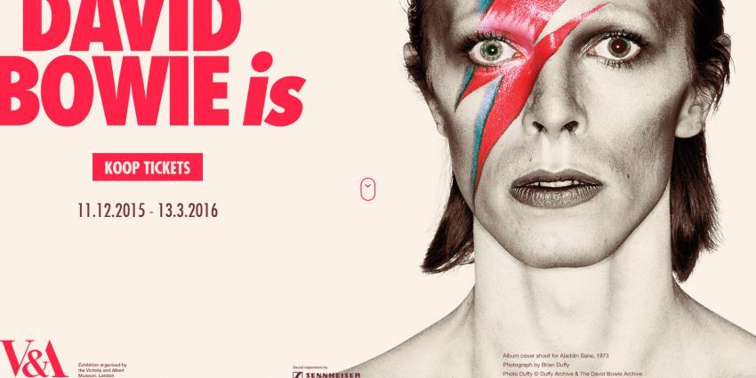 Kaarten Bowie Late Night uitverkocht