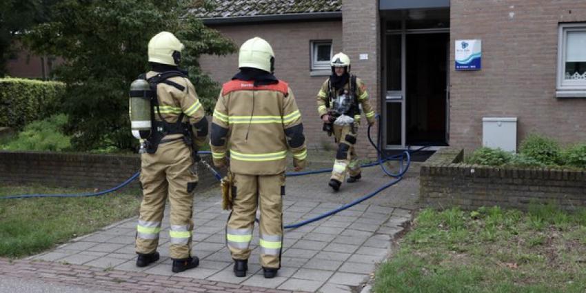 brandweer, melding, de la salle