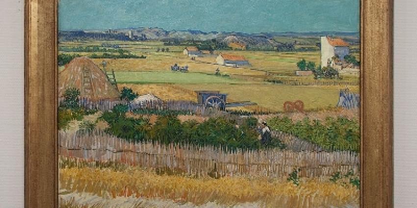 Aanhouding voor poging oplichting met nep Van Gogh