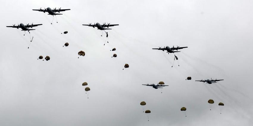 Grote Belgische militaire oefening in Limburg