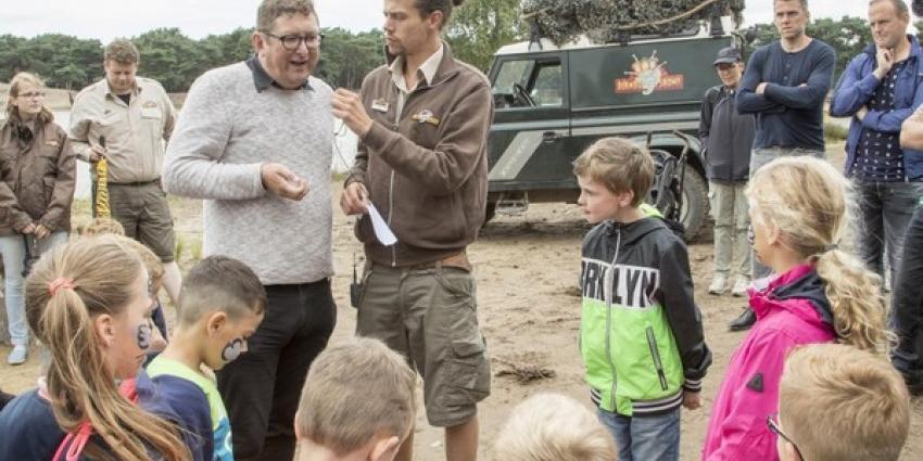 Nieuw zeeleeuwenverblijf in Safaripark Beekse Bergen geopend!