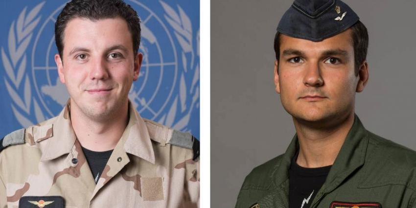 Twee Nederlandse militairen komen om bij crash Apache-helikopter
