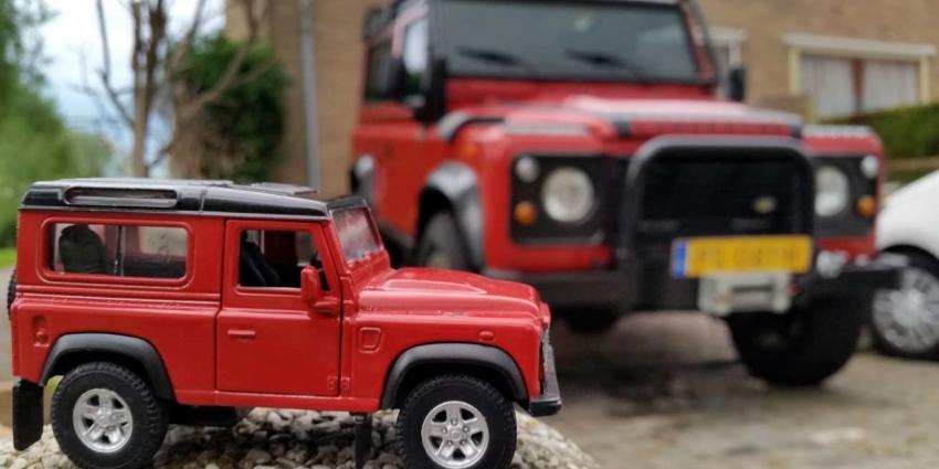 Land Rover 70 jaar