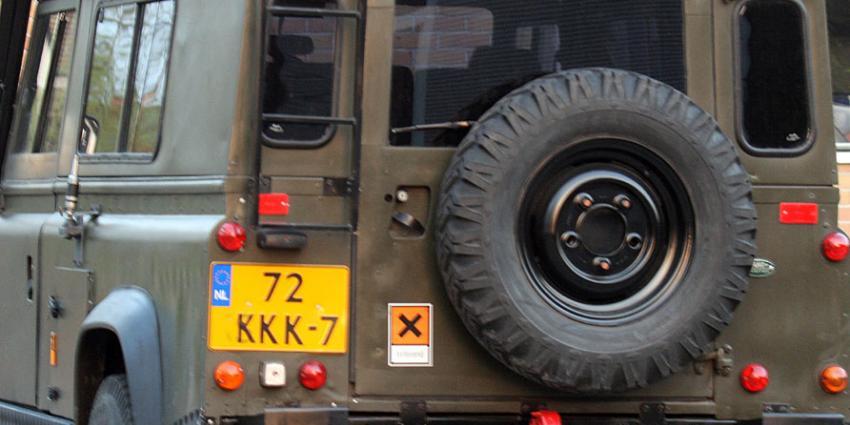 Nederlandse Commando's bewaken plek neergestorte vliegtuig in Mali