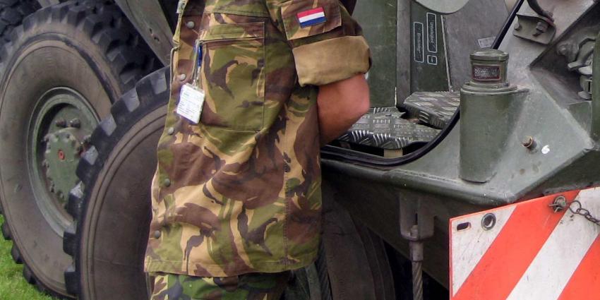 Defensie schiet met scherp in Duitsland