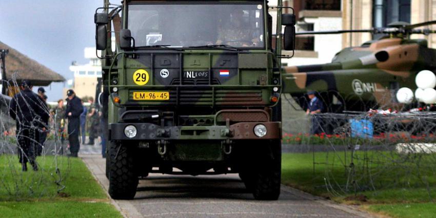 'Extra geld voor grensbewaking en cyberveiligheid'