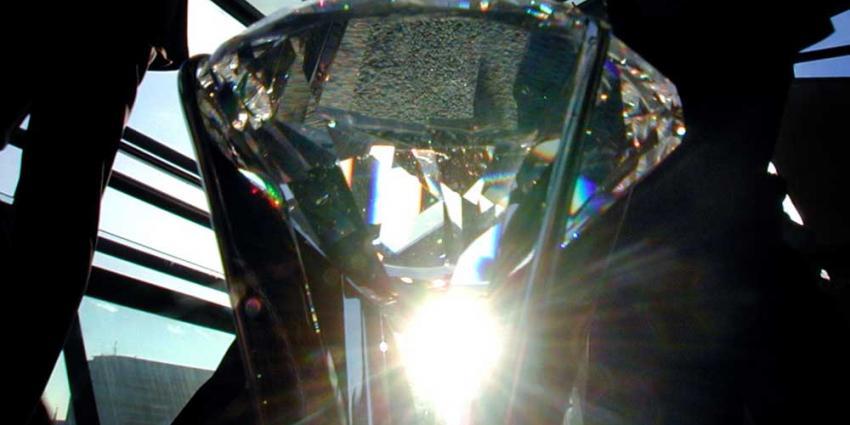 Foto van diamant
