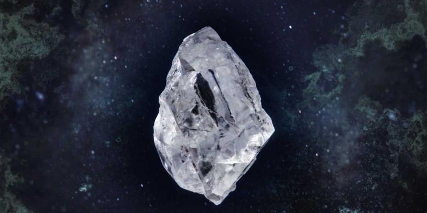 Ruwe diamant van 813 karaat verkocht voor 55 miljoen euro