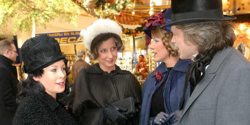 Charles Dickens herleeft weer tijdens Dickens Festival