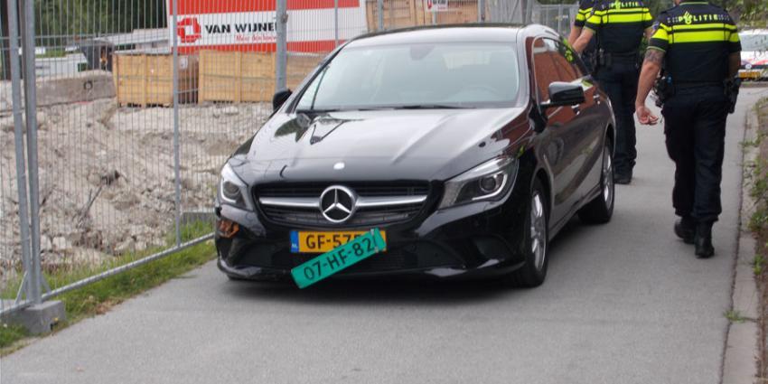 Onbekende man steelt dure Mercedes in Groningen