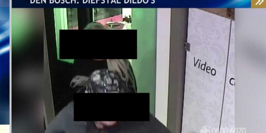 Politie houdt Bosschenaren aan voor diefstal dildo's