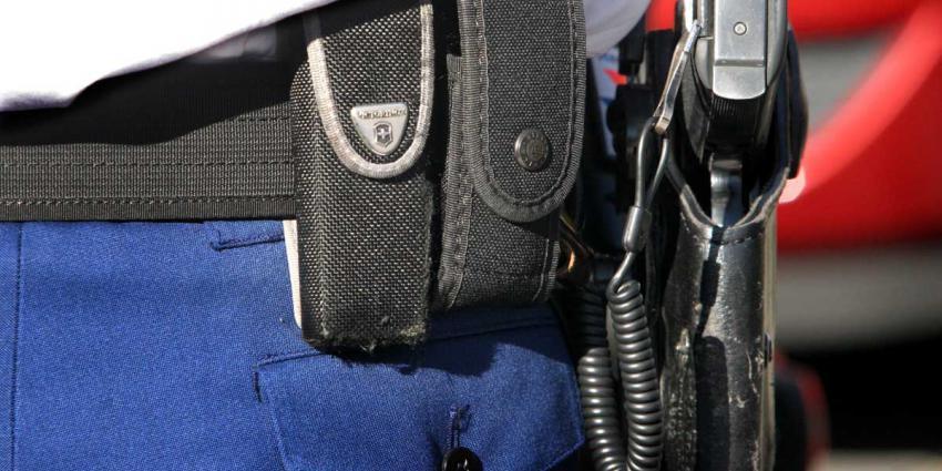 Politie lost waarschuwingsschot bij aanhouding in Nijmegen