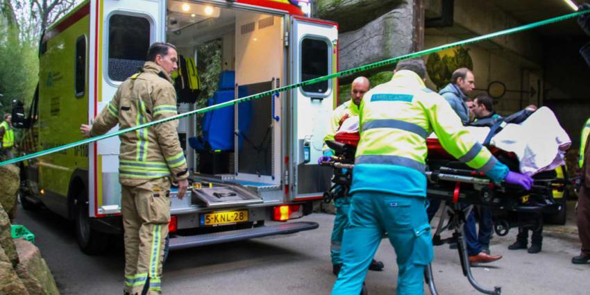Kind (12) valt in 6 meter diepe put in Rotterdamse dierentuin