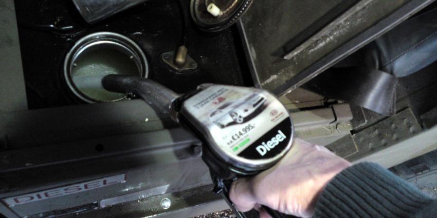Aantal oude diesels daalt