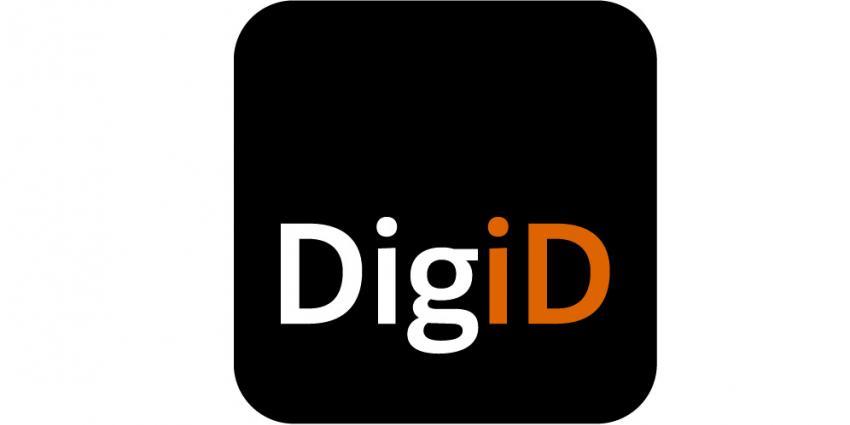 Foto van DigiD logo | Archief EHF