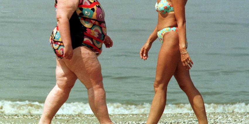 WHO: Europeanen worden steeds dikker, maar Nederlanders niet