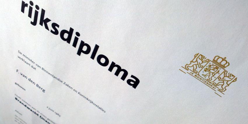 Lyceum maakt foutje waardoor diploma's ongeldig zijn