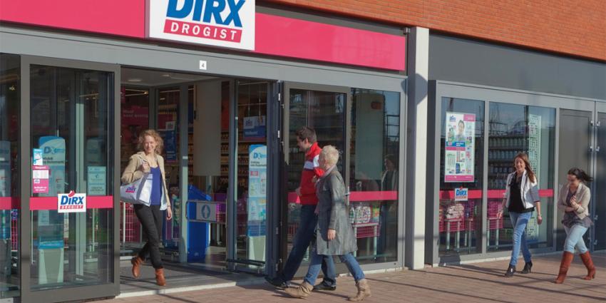 Winkels en personeel drogisterijketen Dirx overgenomen