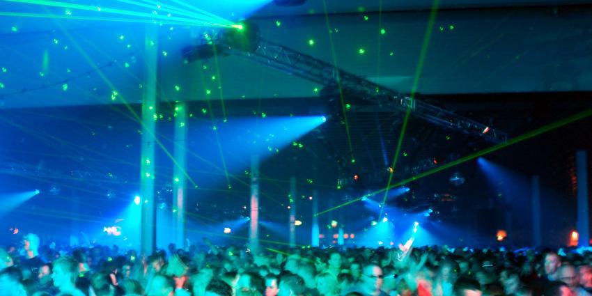 foto van discotheek | fbf archief