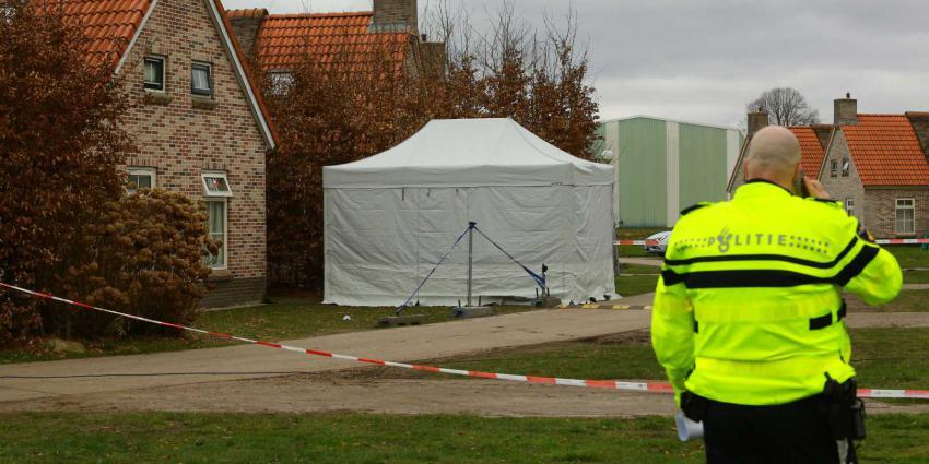 dode-forensisch-tent-vakantiepark-politie