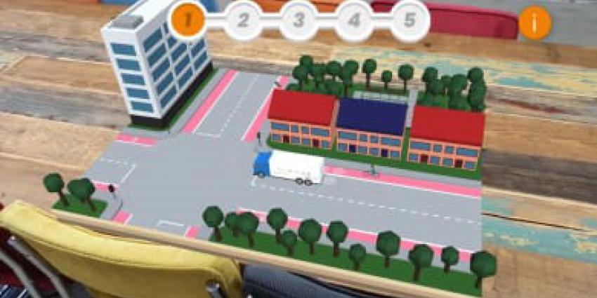 screenshot app dodehoek