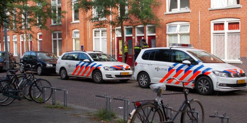 Dode man in woningen aangetroffen in Groningen