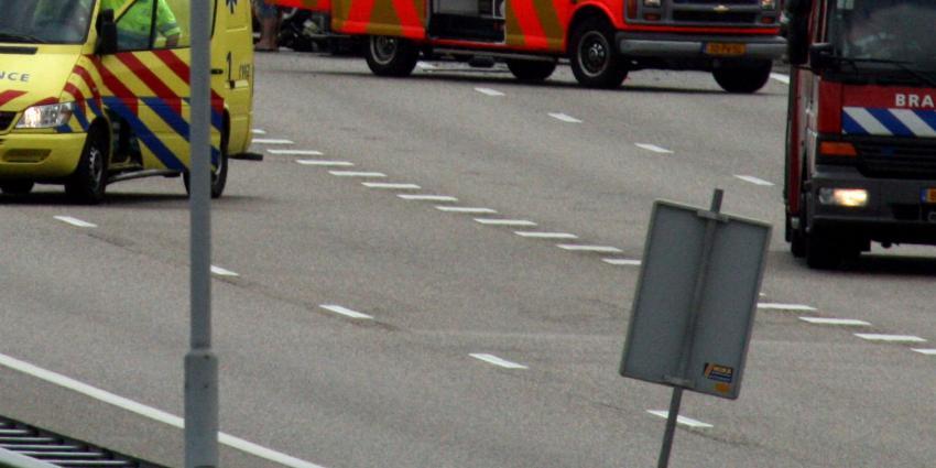 Gezin raakt derde kind kwijt bij verkeersongeval