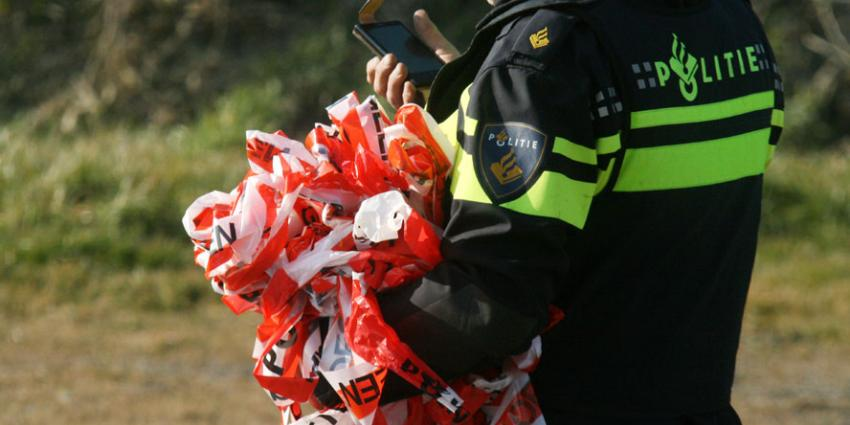 Dode aangetroffen in weiland in Westdorpe